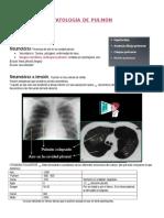 Patología pulmonar