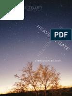 Heaven's Gate - America's UFO Religion by Benjamin E. Zeller - 2014