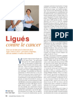 Ligués contre le cancer