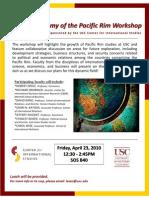 CIS Flyer -- Political Economy of the Pacific Rim Workshop_1