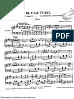 El siglo veinte - polka