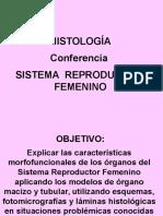 Conf. 2016 UTN Reproductor Femenino