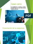 Clase Cero quimica 3ro electivo