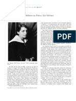 Lisa Maitner Mulheres na Física