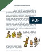 Las Huellas de Un Sueño Prehistórico Cuento Grupal (1)
