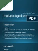 WebQuest. Esteban Zamora Vargas