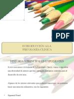 1 Introduccion Psicologia Clinica