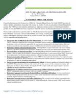 RFA - VEETC Summary