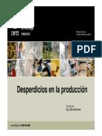 Desperdicios de La Producción