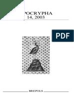 Apocrypha 14, 2003.pdf