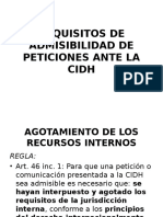 408965812.Requisitos de Admisibilidad de Peticiones Ante La Cidh