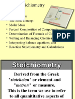 Chapter 3 - Chemical Calculations