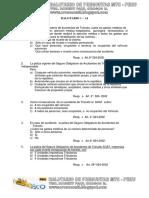 Balotario 1 - Brevete a1