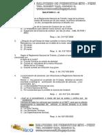 Balotario 2 - Brevete a1