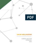 Grow Wellington_screen Sector Strategy 2015