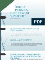 Ch 03 Propiedades Eléctricas de Superficies