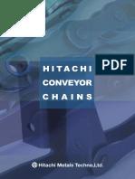 Hitachi Conveyor Chain