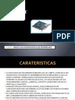 TARJETA DE RED ARCNET