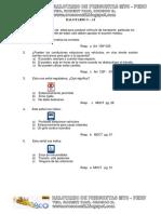 Balotario 5 - Brevete a1