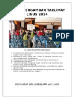 Berita Bergambar Taklimat Linus 2014