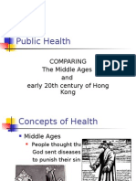 2R--Public Health--History Project