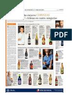 Mejores Cervezas Artesanales Chilenas
