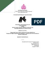 Rfp - Wcp 1-Bagewadi - Bailhongal - Saundatti