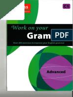 Work on Your Grammar Advanced