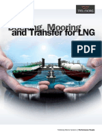 Docking & Mooring for LNG