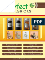Perfect Herbals & Oils Chhattisgarh India