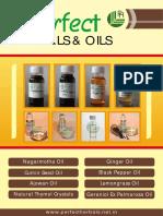 Perfect Herbals & Oils Chhattisgarh India