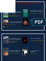 New Books on Transitional Justice at ICES Library
