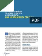 Estrategia Española de Cambio Climático y Energía Limpia