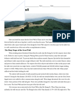 Reading Handout- The Great Wall.docx