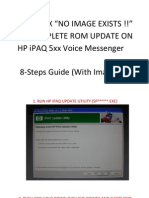 8-Steps Guide How to Fix Ipaq 5xx
