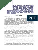 Doctrine of Piercing Veil Cases