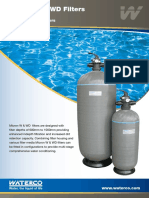 w and Wd Series Filter Brochure