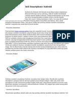 Trik Sebelum Membeli Smartphone Android