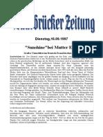 Tag der Erde Saarbrücken 1997