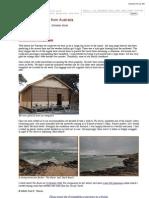 Rottnest Island - An April gale