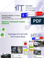 Hydrogen Mobility in France