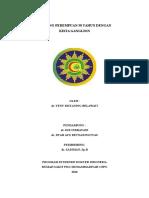 Presentasi Kasus Kista Ganglion