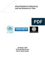 InternationalStd-GHG for Cities