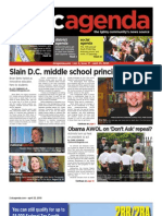 dcagenda.com – vol. 2, issue 17 – april 23, 2010