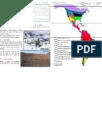 Ficha 3 Climas de América. Primera parte
