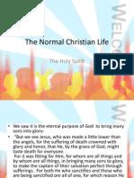 The Normal Christian Life.pptxHolySpirit