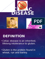 celiac disease ppt