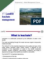 17.WM-RC Landfill Leachate