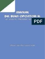 Manual Buen Opositor