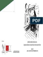 Edición Fogaril 37